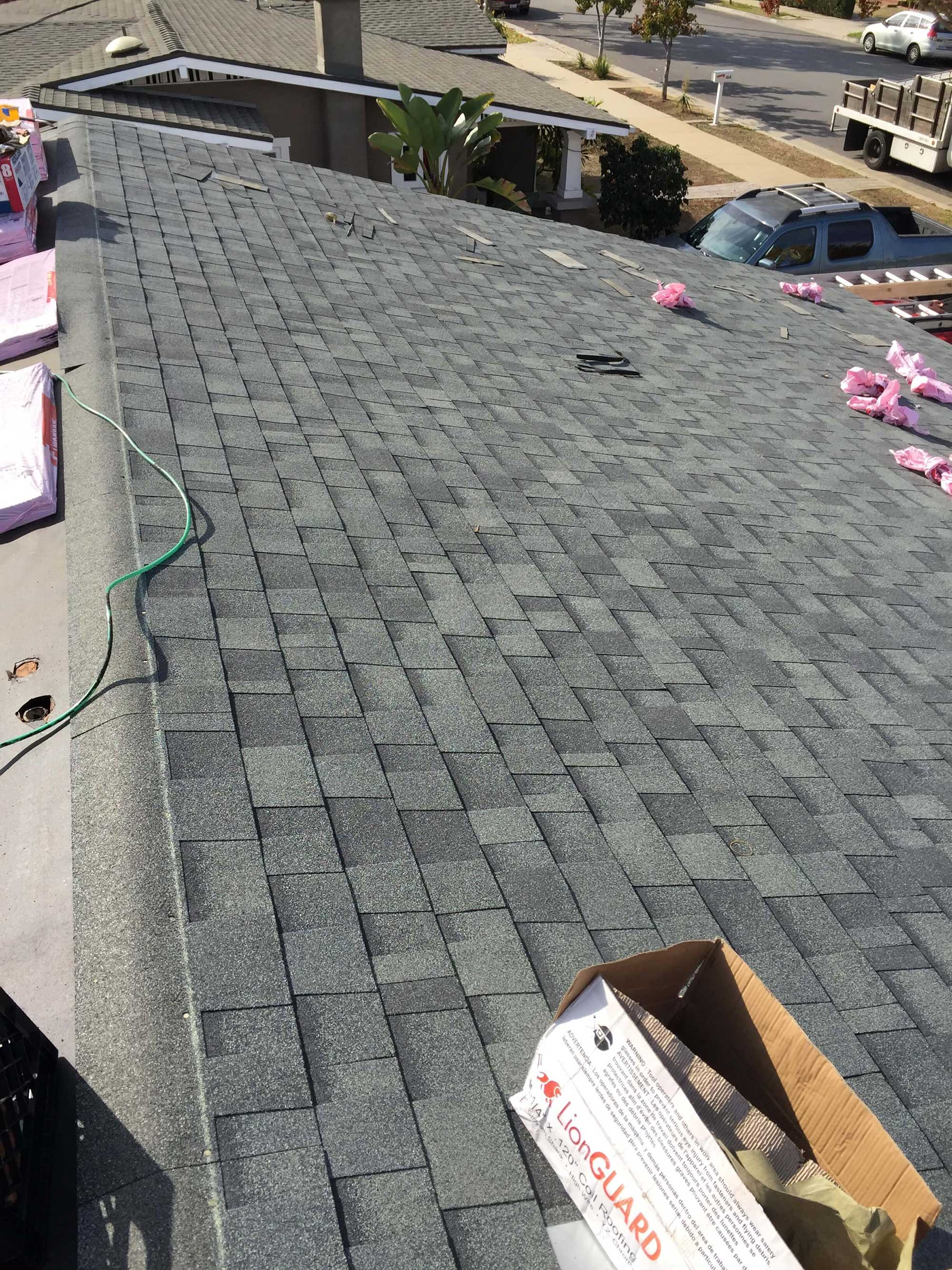 Composition-Shingle-Roof-In-Brea-Ca