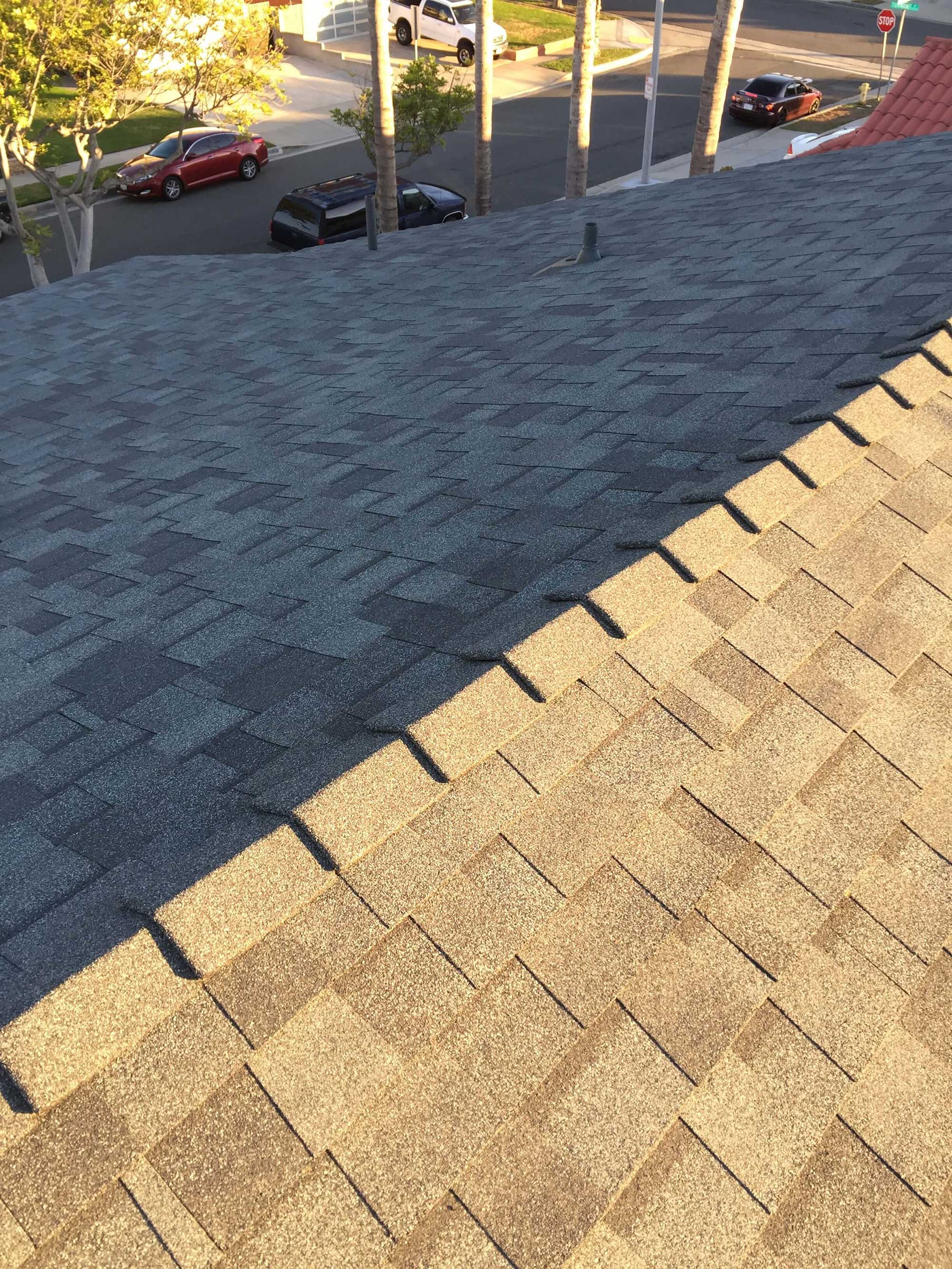 Asphalt Shingle Roof In Orange County Ca Horizon Roofing