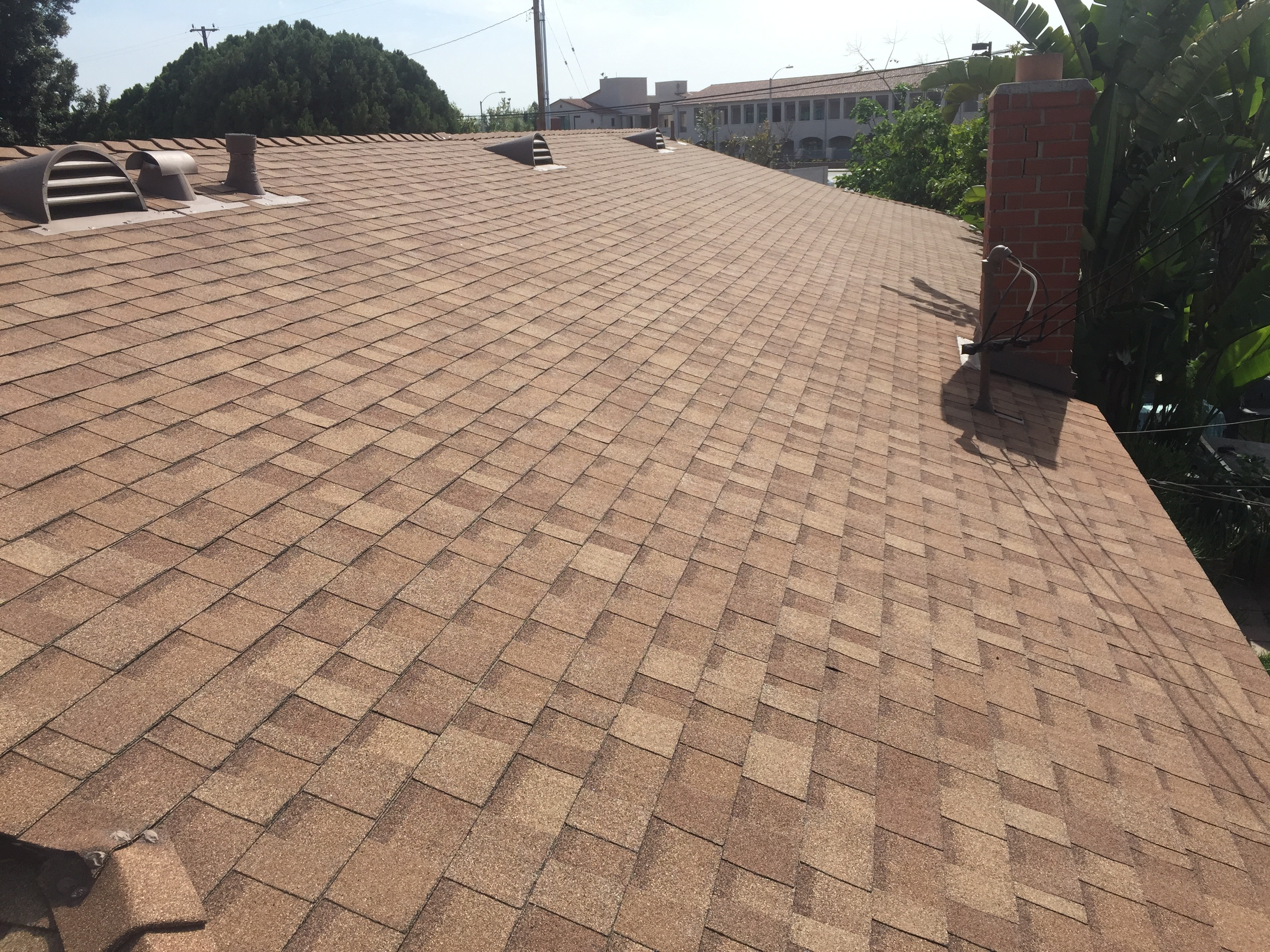 Asphalt Composition Shingle Reroof