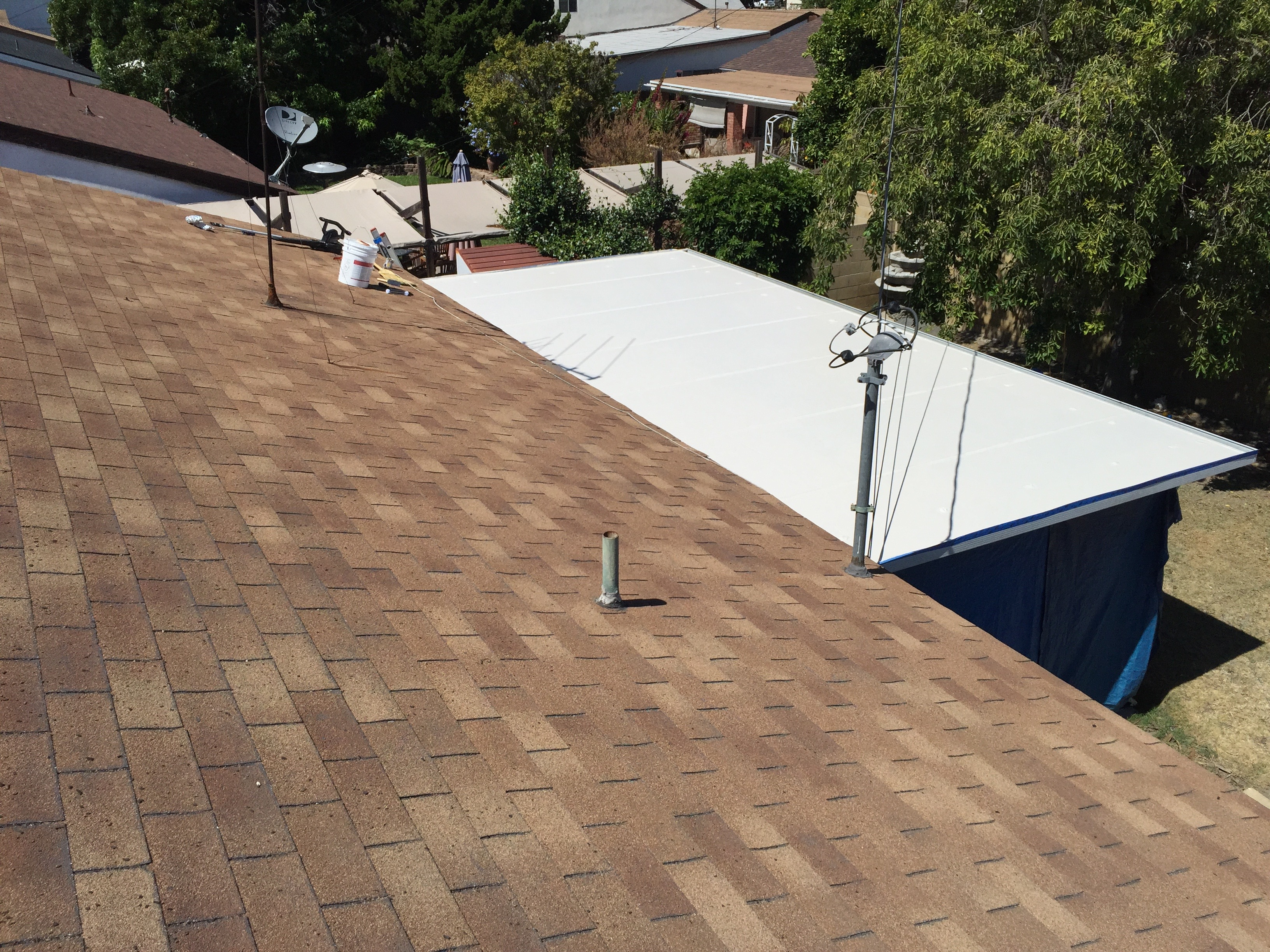 G.A.C.O. Waterproofing Coating Finished